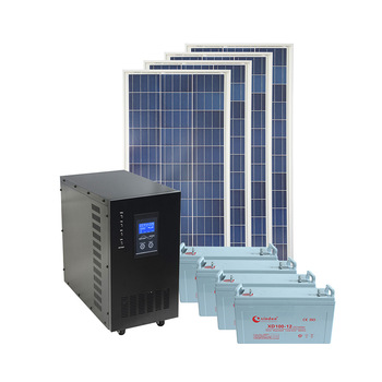 5KW Solar Wind Power System