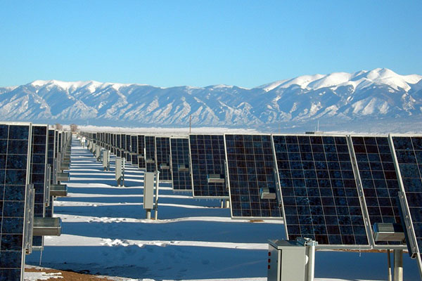 Advantages and disadvantages of solar photovoltaic power station